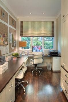 Like Idea Of A Linen Pin Board/dream Board   And Facing A Window If  Possible. Room For A Printer Feels Unnecessary . Use The One In Real Home  Office Or ...