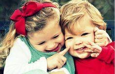 Precious Siblings ♥ Love ♥