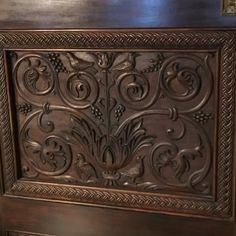 Carved Wood, The Breakers, Newport, RI
