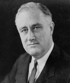 Franklin Roosevelt- I think he was the best president!