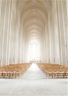 Simple, beautiful house of God