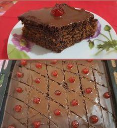 Πεντανόστιμη, αφράτη Νηστίσιμη Καρυδόπιτα με σοκολάτα !!! - Daddy-Cool.gr Greek Sweets, Muffin, Pudding, Cookies, Breakfast, Cake, Desserts, Food, Fine Dining