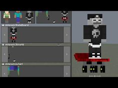El Mejor Pack De Skin En D Para Minecraft Pocket Edition Best - Skins erstellen minecraft pe