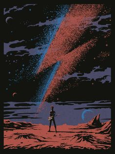 The Starman by Gloopz.
