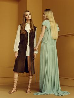 Zara's Spring Campaign Is a Dreamy '70s Mood Board | WhoWhatWear.com
