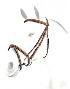 A quality everyday bridle that is made from Italian leather and stainless steel buckles. The rolled browband and flash nose band are padded to ensure ultimate comfort for your horse. Reins are sold separately. Equestrian Supplies, Bangles, Bracelets, Italian Leather, Horses, Band, Accessories, Jewelry, Campaign