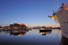 Göteborg ist eine Küstenstadt mit einer ausgeprägten Kultur-Szene, eleganten Einkaufsstraßen und einem großen Stadtwald.