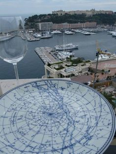 Plate With A View: Le Grill, Monte Carlo, Monaco - Europe - Travel - The Independent