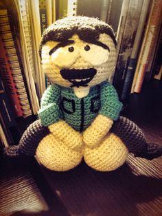 free crochet south park patterns - Google Search