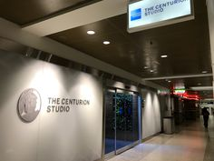 Review: American Express Centurion Studio Seattle
