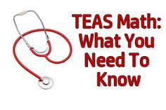TEAS Math: What You Need To Know  What you will need to know to pass the math section of the TEAS exam. http://www.mometrix.com/blog/teas-math-what-you-need-to-know/
