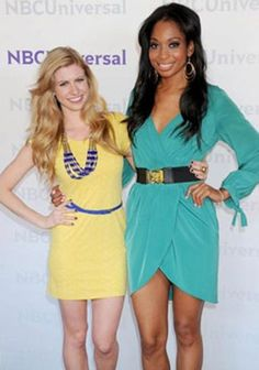 We adore Jennifer and Katrell's adorable summer dresses! #StyleNetwork #Chicagolicious