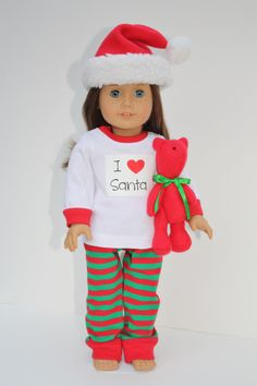 American Girl Doll Clothes and Accessories by PixieDustDollClothes, $30.00