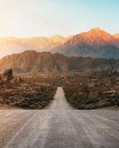 High Sierra - California