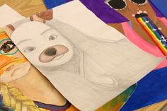 Self-portraits. You either love them or you hate them. The same usually goes for our students. The idea of peering into yourself and sharing it with others can be very overwhelming. No matter what age level you teach, you've most likely come across students who are not comfortable with themselves. The thought of creating a …