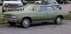 Image result for 1970 chevy malibu 4 door