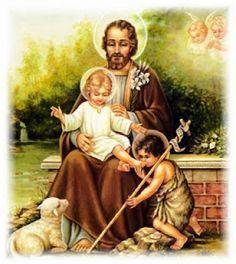 San José: Pensamiento y Meditación del día 12 de marzo Ayúdame, oh san José, a no ser persona complicada, retorcida, e inaccesible, sino amable, sencilla y transparente.