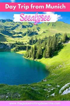 Hike from Oberstdorf to the dreamy Seealpsee Europe Destinations, Europe Travel Guide, Amazing Destinations, Travel Guides, France, Best Hikes, European Travel, Germany Travel, Travel Advice