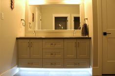 Single Sink Vanity, Double Vanity, Vanity Design, Showcase Design, Vanities, Your Space, Home, Dressers, Ad Home