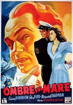 Destroyer (1943) - Italian Four-Foglio (Luigi Martinati)