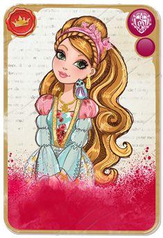 Ashlynn Ella es la hija de Cenicienta (Cenicienta)