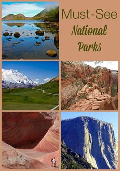 Top 5 Must-See National Parks in North America