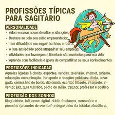 Conheça um pouco da personalidade do signo de Sagitário quando o assunto é profissão. Além disso, confira as profissões mais indicadas de…