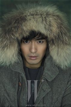 Lee Jin Wook - W Magazine October Issue '13