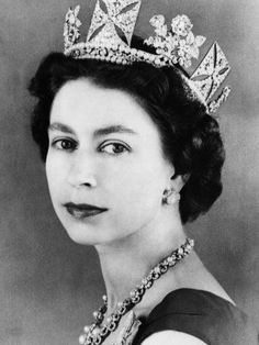 Queen Elizabeth II -  60 years on the throne.