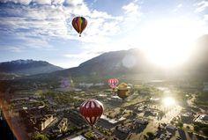 Hot air balloons take flight in Provo | Provo News | heraldextra.com