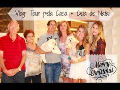 Vlog: Tour pela casa + Ceia de Natal 2013
