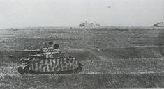 Panzerkampfwagen IV Ausf. H tanks 5. Kompanie/II./SS-Panzer-Regiment 1 Opreation Zitadelle, Kursk, 1943