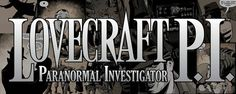 """The """"Lovecraft P.I."""" 104 page Trade Paperback is available only through Lovecraftpi.com and darksidemedia.us"""