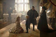 Catherine Howard, Henry, and Edward?