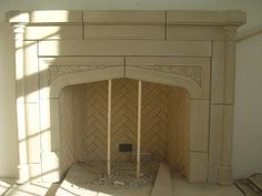Tudor fireplace from Tudor Artisans Design