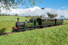 Hovertravel - Isle of Wight Attractions - Isle of Wight Steam Railway