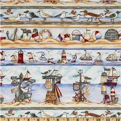 Safe Harbor Stripes Multi