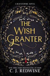 The Wish Granter by C. J. Redwine is one of the best YA books to read this year, inspired by the fairy tale Rumpelstiltskin.