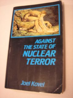 1984  Against The State Of Nuclear Terror By Joel by daddydan, $4.95