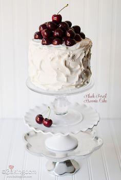 Black Forest Brownie Cake   ©Bakingdom