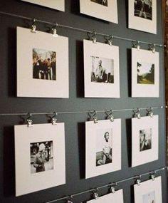 10 DIY Foto-Ideen
