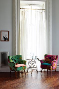 Floret Occasional Chair | Anthropologie