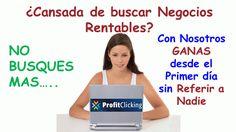 PROFITCLICKING Gana Dinero en Casa desde Hoy Mismo - BEDDO::Anuncios Clasificados Gratis en Colombia http://www.beddo.co/p/empleo/teletrabajo/profitclicking-gana-dinero-en-casa-desde-hoy-mismo-23