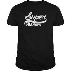 Best super grandpa-front-1 shirt - Tshirt