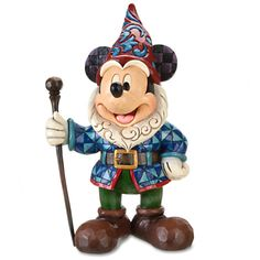 Garden Gnome Mickey Mouse Statue by Jim Shore - Item No. 6804101040162P, $124.50