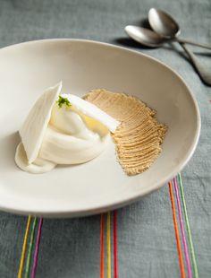 En Pujol, este postre es emblemático: pay cremoso de limón verde. El chef Enrique Olvera nos comparte la receta.