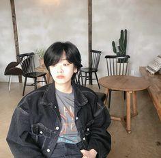 Asian Short Hair, Asian Hair, Girl Short Hair, Korean Boys Ulzzang, Ulzzang Girl, Korean Girl, Pretty People, Beautiful People, Kim Book