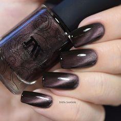 Magnetic nail polish Masura 904-189 by Masura #nail