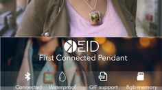 KEID First Connected Pendant! Indiegogo