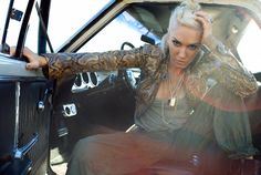 Gwen Stefani, Marie Claire October 2012